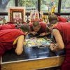 Carroll - Tibetan Monks Create Sand Mandala