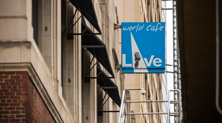 World Cafe Live venue for Philly Music Fest