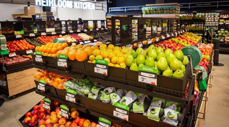 Giant supermarket of year