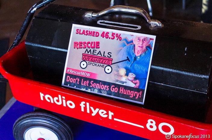 Seniors Hunger Meals on Wheels 09042019