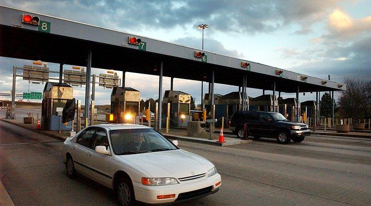northeast extension closures bridge