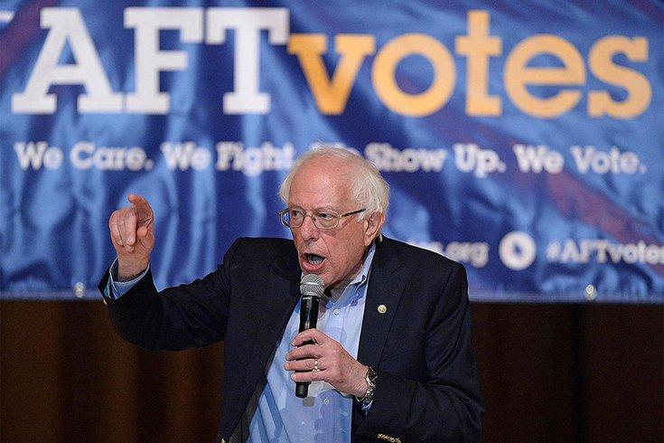 Bernie Sanders 09082019