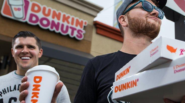 Dunkin' Free Coffee