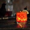 Tinsel becoming Halloween bar for October