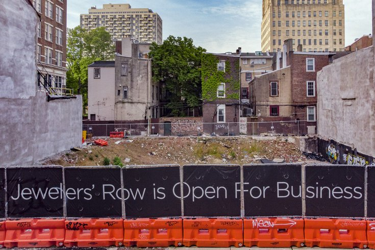 Stop Demolishing Philly
