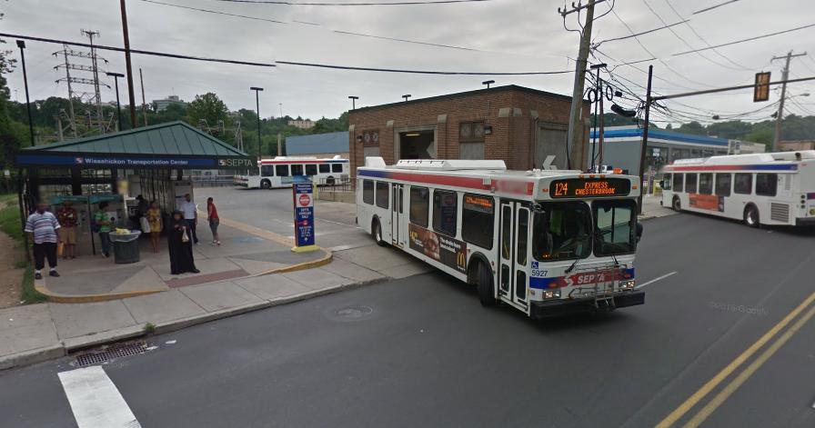 Septa To Use 4 Million Grant To Improve Wissahickon Transit Center Phillyvoice