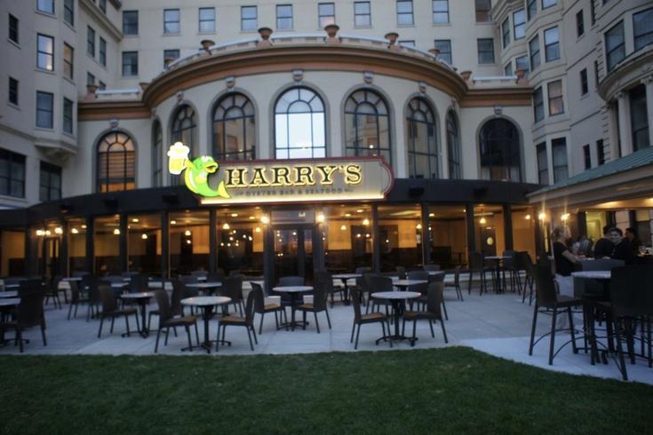 Harry's Oyster Bar