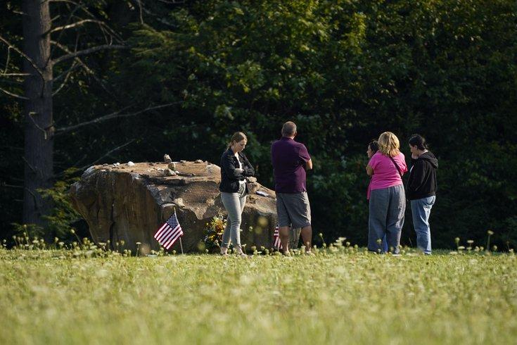 Shanksville Flight 93 Memorial