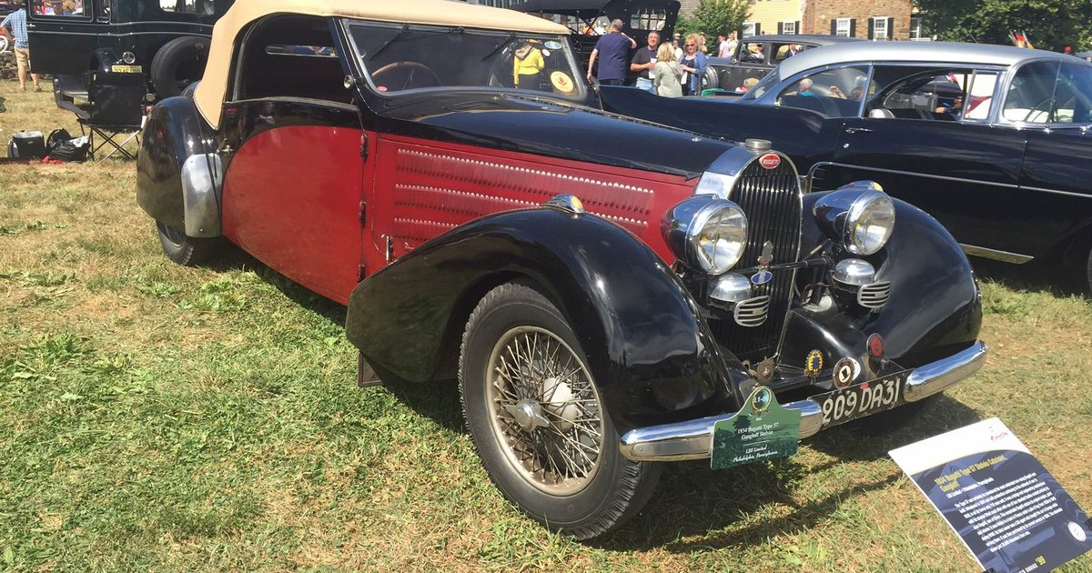 Scenes from the Radnor Hunt Concours d'Elegance | PhillyVoice