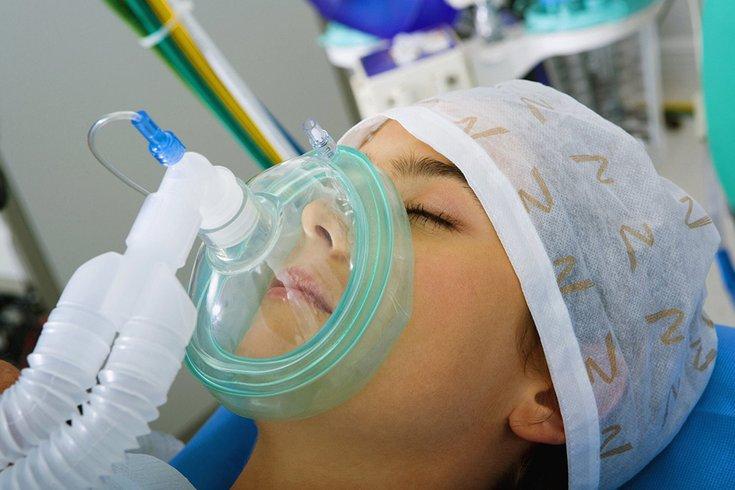 Woman Oxygen Hospital 09122019