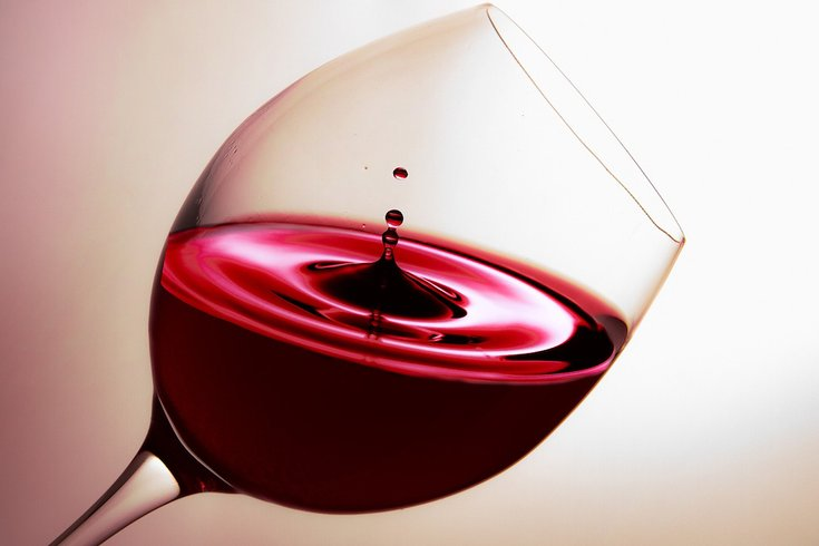 cómo beber vino tinto
