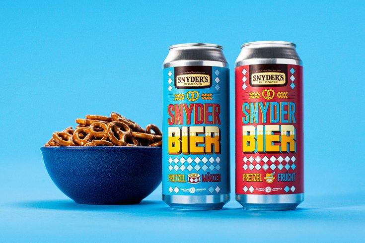 Snyder's Pretzels Beers