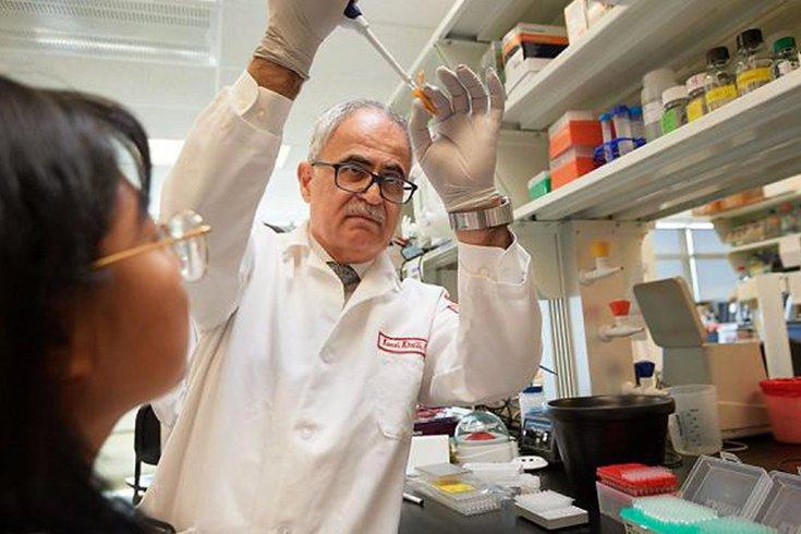 HIV Research Temple