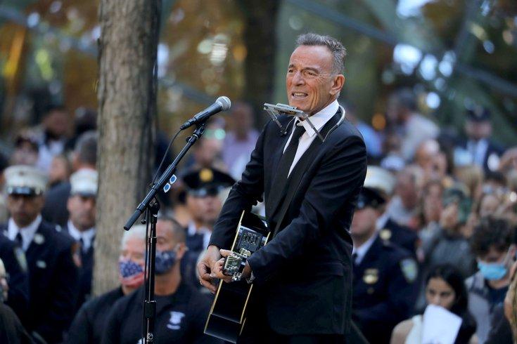 Springsteen Mellencamp Jersey Shore