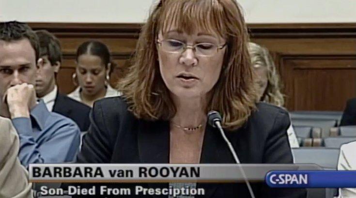 Barbara Van Rooyan CSPAN 09182019