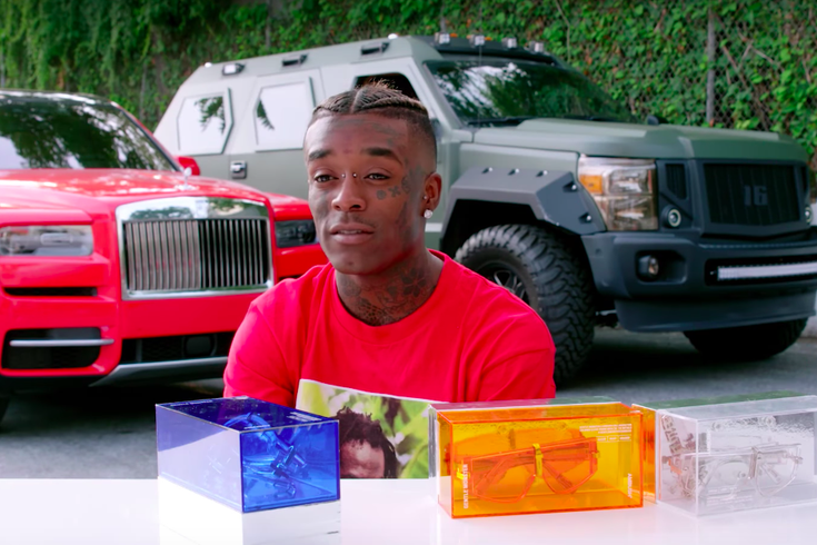 Gq Features Lil Uzi Vert S Instagram Every Day Essentials In New Profile Phillyvoice