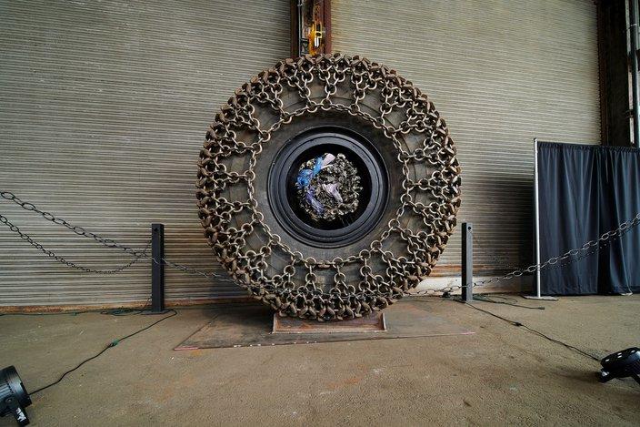 Big Wheel IV Arthur Jafa