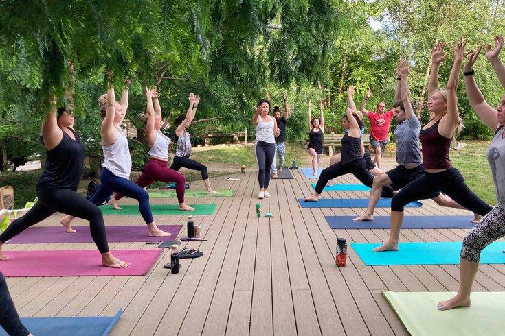 Northern Liberties Fitness & Wellness Fair