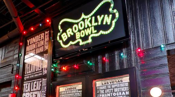 Brooklyn Bowl Philadelphia