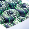 Carroll - Federal Donuts' Berries & Cream Donut.