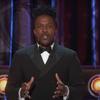 Leslie Odom Jr. Tony Awards