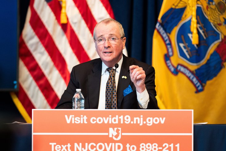 Phil Murphy Employment Incentive