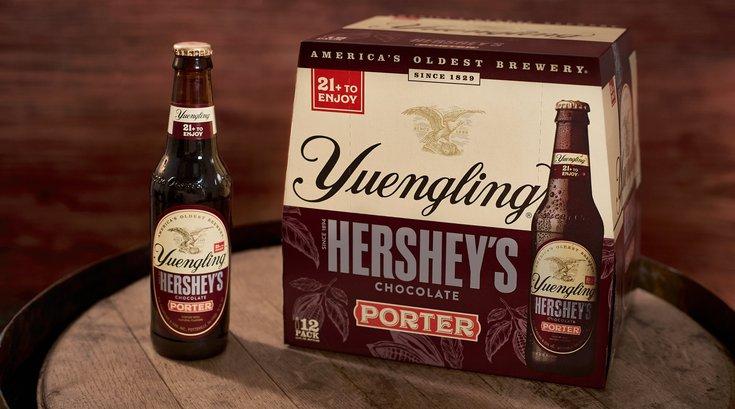 Yuengling Hershey Beer