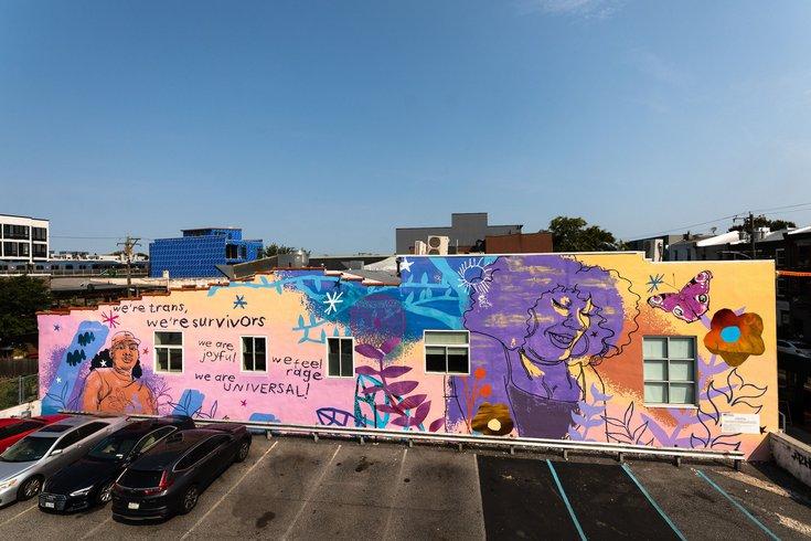 Mural Arts Month Philadelphia