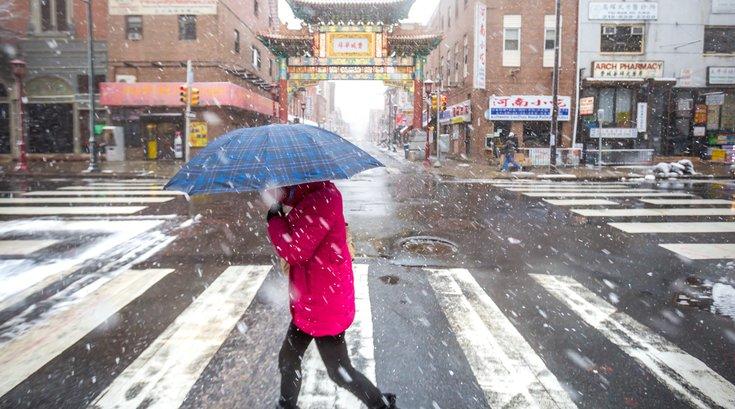 Carroll - Snow in Philadelphia