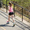 Stock_Carroll - Running on the Schuylkill River Trail in Philadelphia