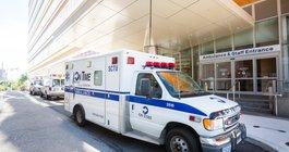 Stock_Carroll - Ambulance at CHoP