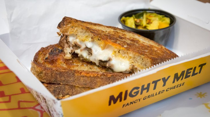 Carroll - The Philadelphia Bourse Mighty Melt