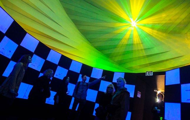 Carroll - Future Sensations Exhibit