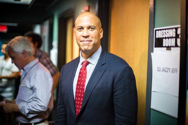 Sen. Cory Booker drops out president