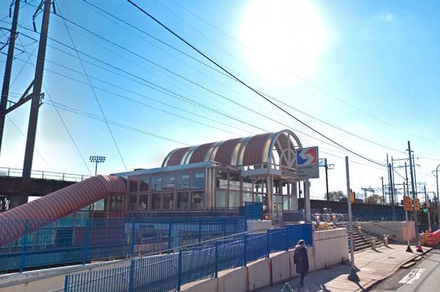 SEPTA Penn Medicine Station West Philly