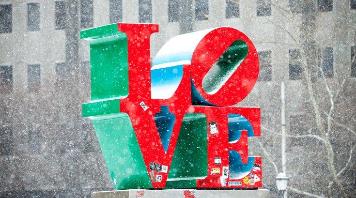 Carroll - LOVE Park sign