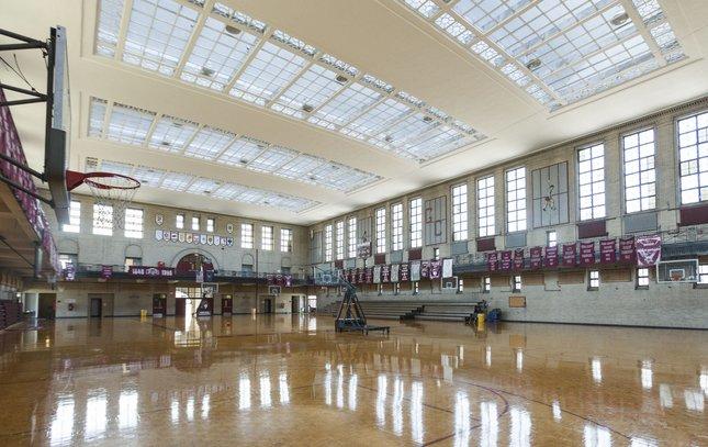 Carroll - Gymnasium at Girard College
