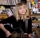 Taylor Swift Tiny Desk npr