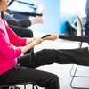 Chair yoga dementia patients
