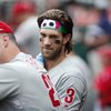 Bryce Harper trolled Phillies Nationals