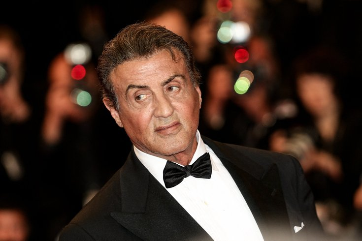 Sylvester Stallone Lady Diana