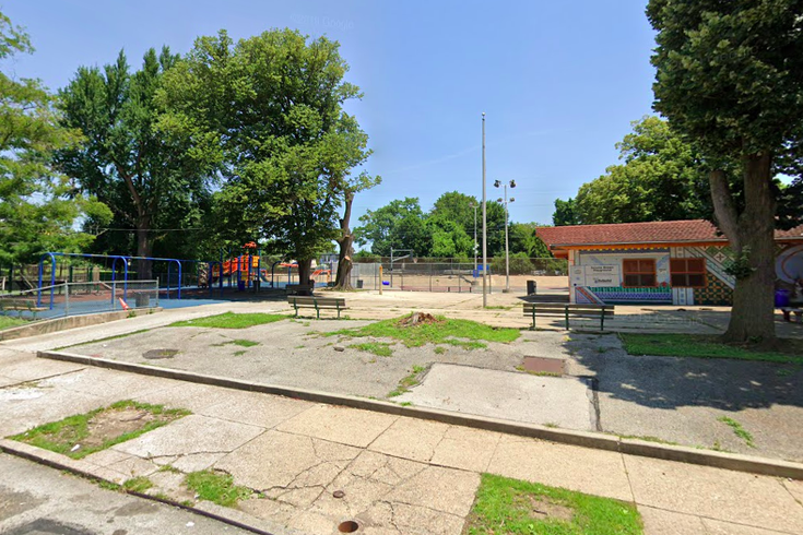 Philly playgrounds shootings