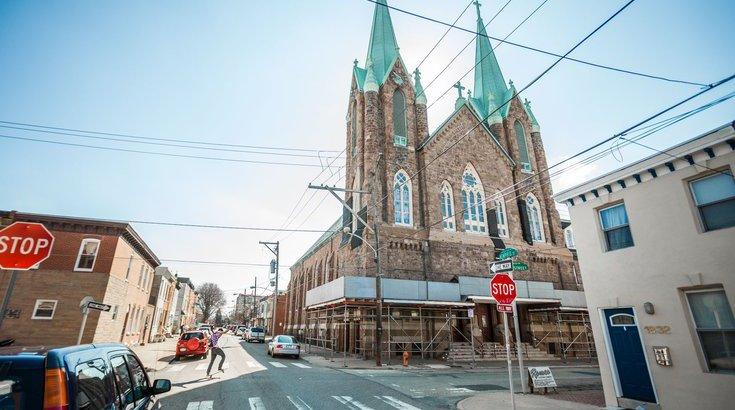 St Laurentius Demolition