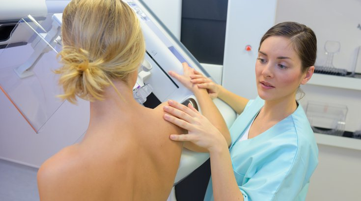 Mammogram Breast Cancer