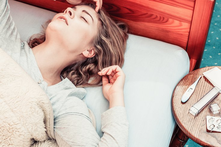 LGB migraine risk