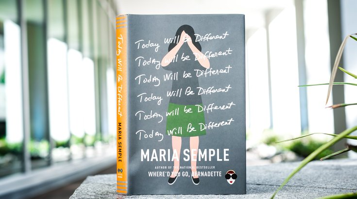 Carroll - Book Review Today Will Be Different