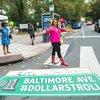 Baltimore Avenue Dollar Stroll