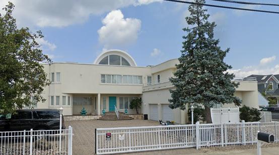 Joe Pesci Jersey Shore home