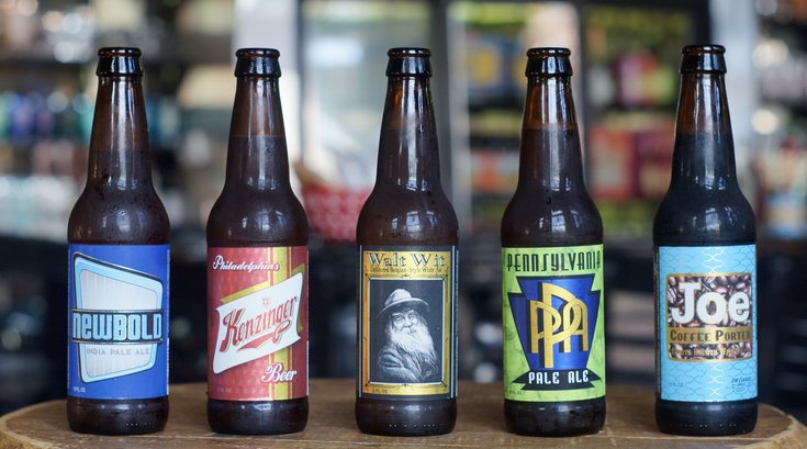 Philadelphia Brewing Co. beers