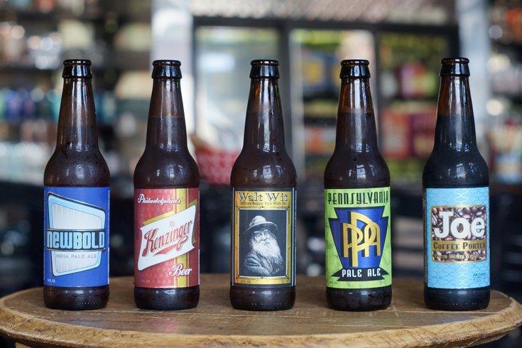 Philadelphia Brewing Co. beers